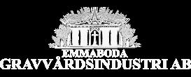 Emmaboda Gravvårdsindustri Logotyp